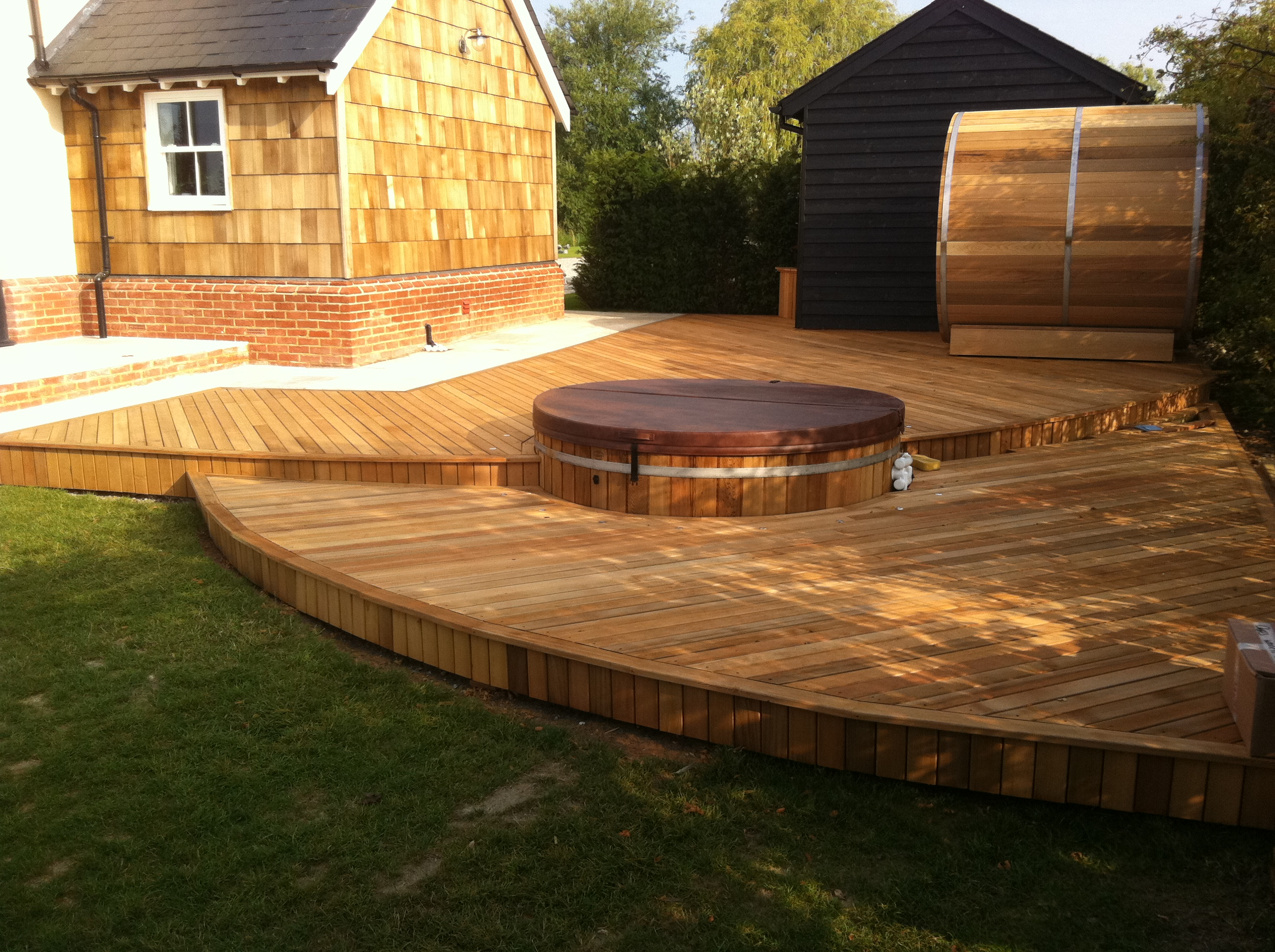 Garden Landscaping In Essex