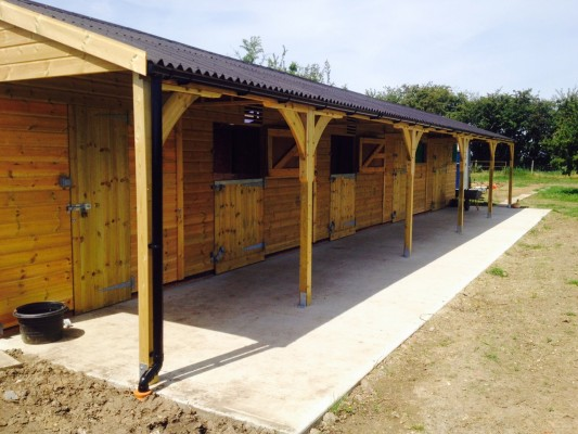 Agricultural Amp Equine Fencing Contractor In Essex